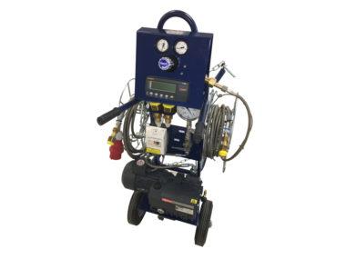 FV0016 utrustning för gasfyllning av SF6 och evakuering av luft Transorfilter Sweden