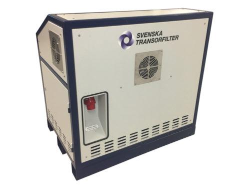 FV4C-A automatisk gashantering gasåtervinning av SF6 gas Transorfilter Sweden