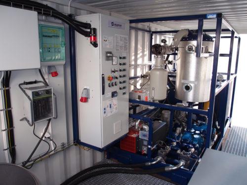 transformatorfilter oljefilter transformatorolja Transorfilter Sweden