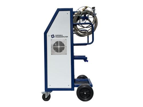 FV1C-C manuell gashantering gasåtervinning av SF6 gas Transorfilter Sweden
